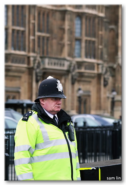 Palace of Westminster police