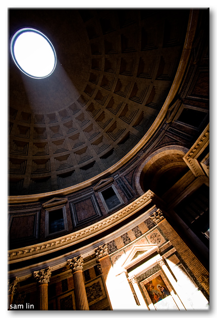 Pantheon Dome Light