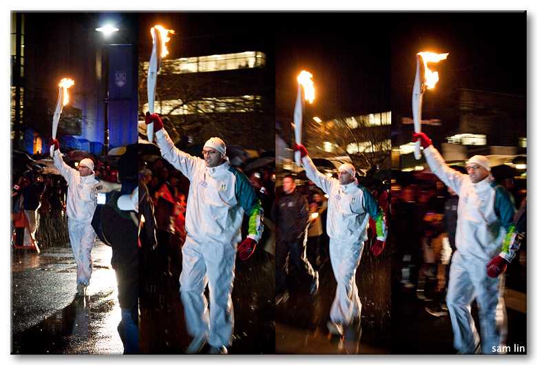 UBC Torch Relay
