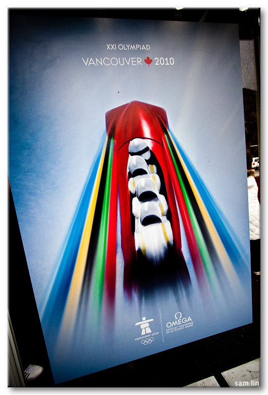 Vancouver 2010 Poster