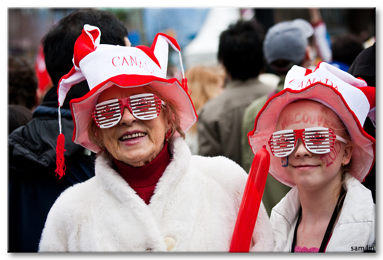 Canadian Glasses