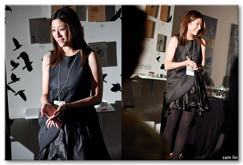 OR by Angela Chen - SS2011 Launch