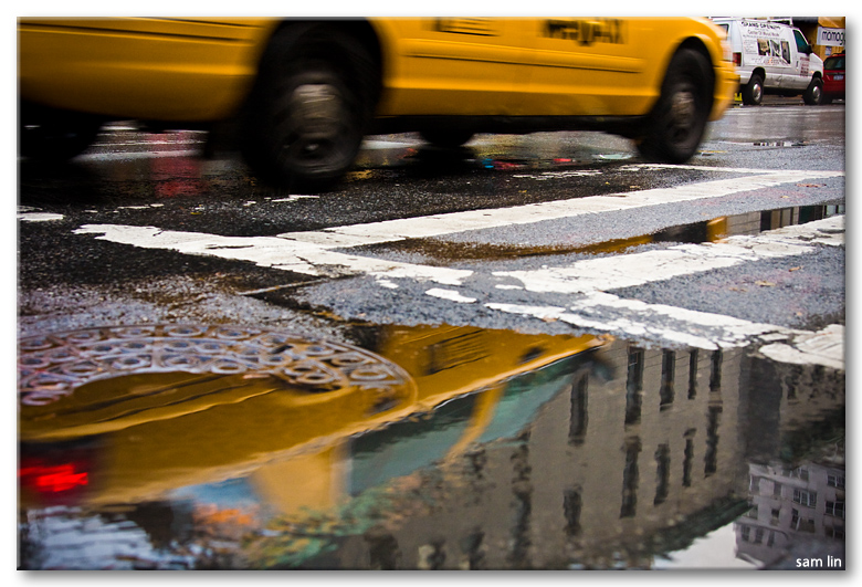 Street Puddles