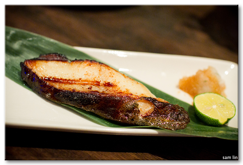 Suika Grilled Sable Fish