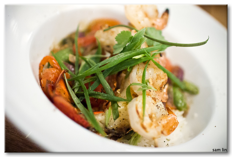 Thai Lobster & Prawn Bowl