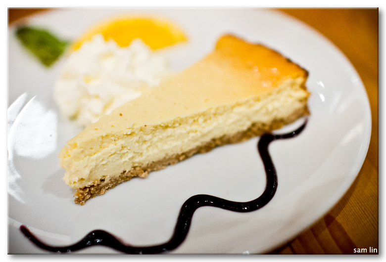 Almost Famous Cheesecake