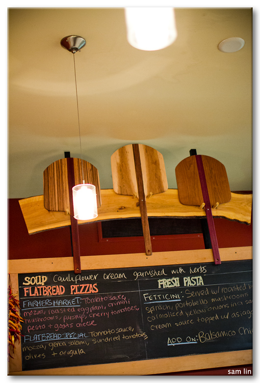 Rocky Mountain Flatbread Menu