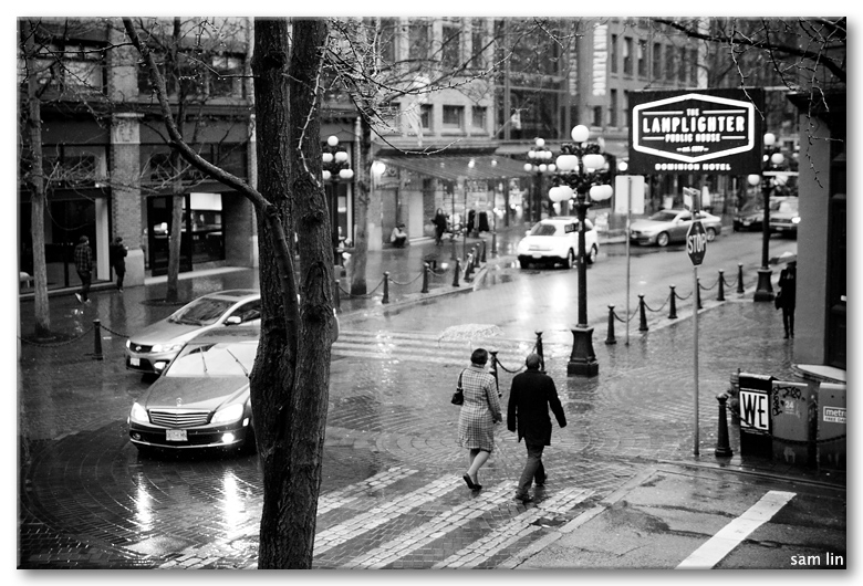 Gastown Lamplighter